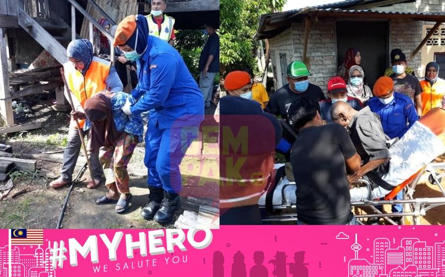 #MyHero: