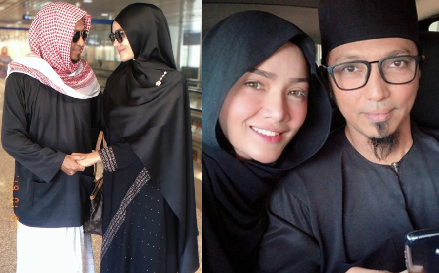 Bawa Keluarga Tunai Umrah, Siti Elizad Lahir Rasa Syukur