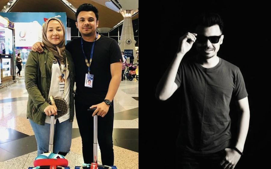 Bawa Isteri Tunai Umrah, Azman Nastia Mohon Doa Peminat