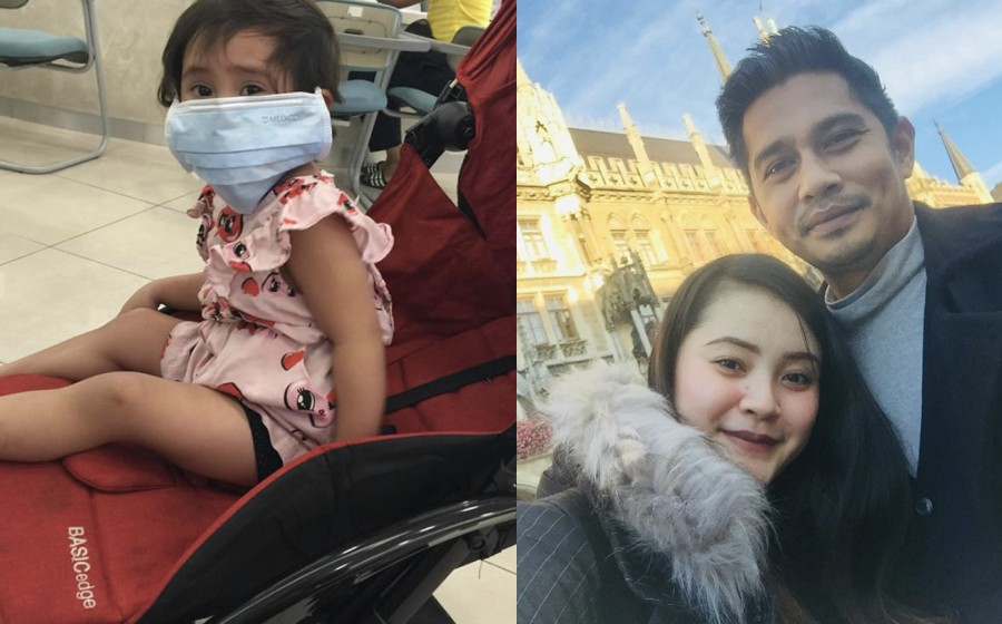Belum Habis Pantang, Anak Kedua Almy Nadia Pula Dijangkiti Influenza A