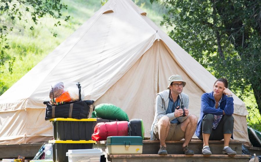 Jennifer Garner Kembali Menerusi 'Camping'