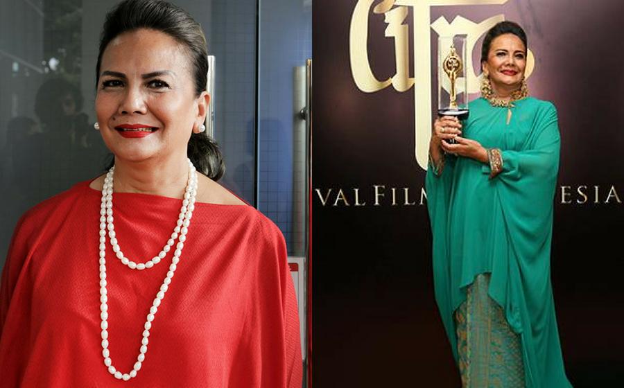 Produksi Malaysia Lamar Christine Hakim Berlakon Drama Bersiri Buat Pertama Kali