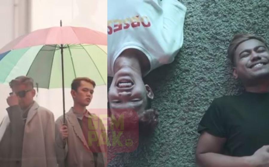 Lagu Baru Dikaitkan Dengan LGBT, Ini Penjelasan Azlan & Yonnyboii