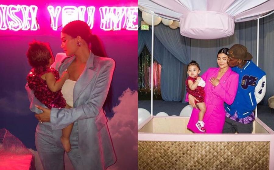 Kylie Jenner Bina Taman Tema Untuk Hari Jadi Anak, Bertuahnya!