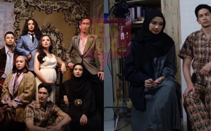 Kemunculan Laudya Cynthia Bella Curi Tumpuan, Netizen Anggap Masih Bersedih