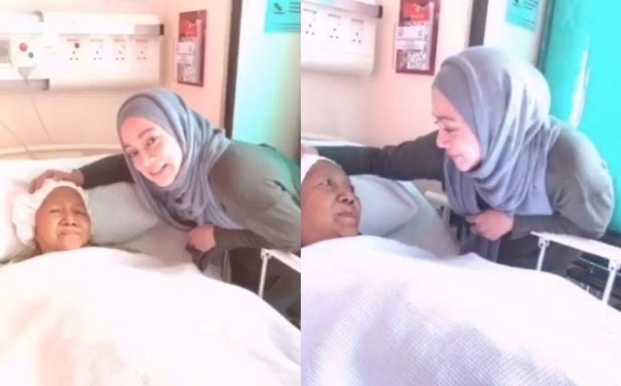 Salam Takziah... Ibu Linda Rafar Meninggal Dunia