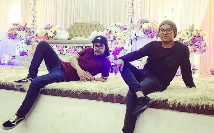 Mawi Bersama Anas Tahir Jadikan Suasana Majlis Kahwin Luar Biasa