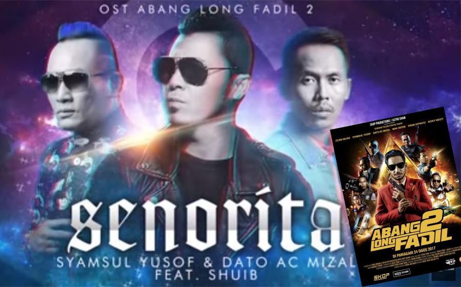 Seminggu Dilancarkan, Lirik Video Lagu Senorita Ditonton Hampir Setengah Juta Kali