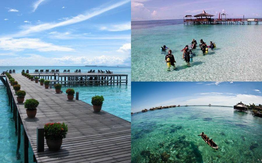 Image result for 2).Pulau Sipadan