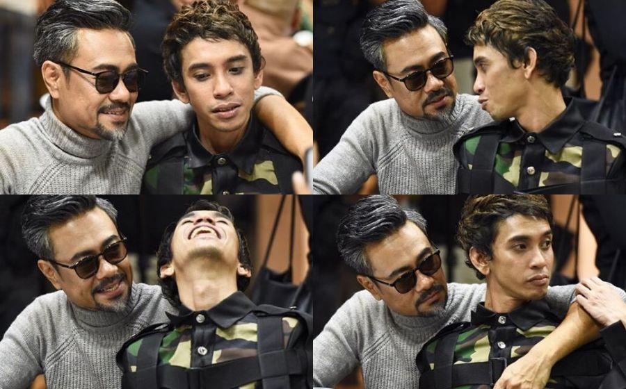 "GV2019: ""Love You Lil Bro"" - Ikatan 'Brotherhood' Sham Visa & Naqiu Boboy Padu!"