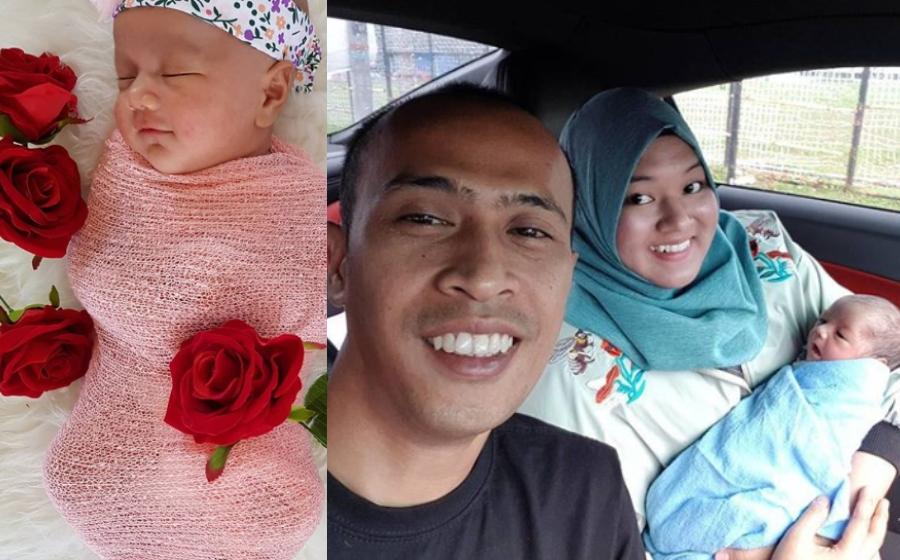 """""""Raya Ni Kami Beraya Bertiga!"""" – Achey Ambil Anak Angkat"""
