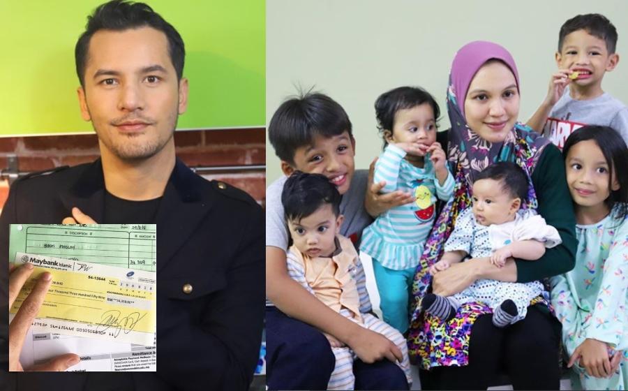 """Perh, Macam Gaji Saya Setahun!""- Netizen Terkejut Yuran Sekolah Anak Aliff Syukri Cecah RM34,000"