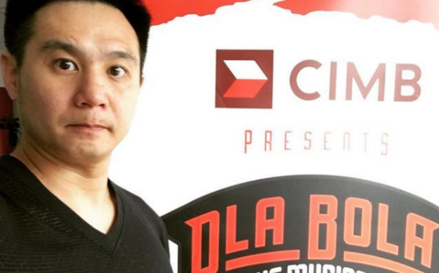 Douglas Lim Wajah Baru Ola Bola The Musical