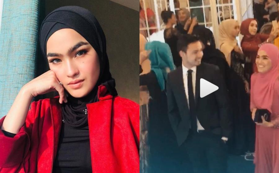"""""""Moga Segalanya Berjalan Lancar…""""- Majlis Dah Nak Dekat, Umie Aida Beri Ucapan Sempena Perkahwinan Elfira Loy"""