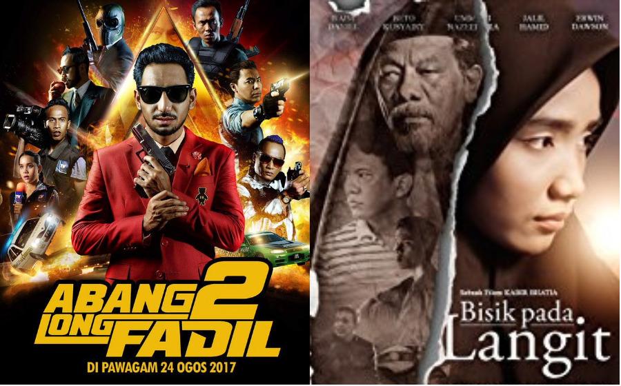 Abang Long Fadil 2, Bisik Pada Langit Antara 53 filem Bertanding Di FFM29