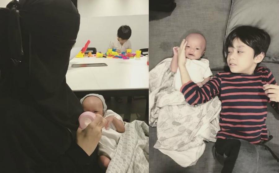 Fynn Jamal Kongsi 4 Cara Urutan Elak Bayi Kembung
