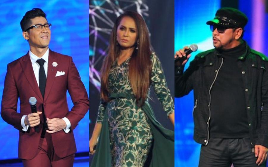 Bintang Gegar Vaganza, Zarul Umbrella, Haiza & Ayai Ilusi Gegarkan Singapura!
