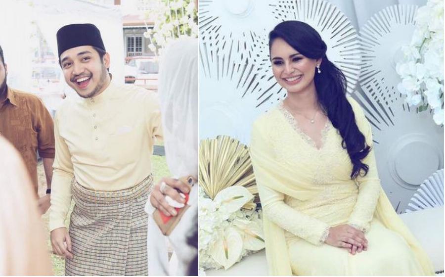 Sibuk Buat Persiapan Kahwin Izara Aishah Adib Nikah 17 November