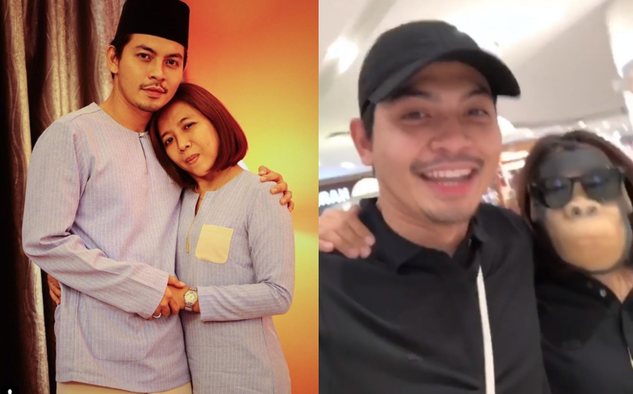 """""""Muka Berok Macam Ni Baru Lah Lawa"""" - Respon Izzue Islam Selepas Isteri Dikutuk Tak Cantik"""