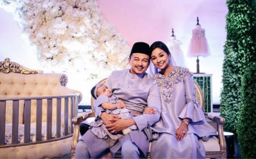 Majlis Akikah Anak Jovian Mandagie Meriah Macam Kenduri Kahwin!