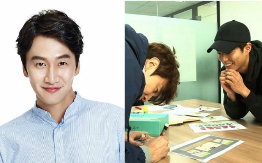 Lee Kwang Soo Buktikan Dirinya Paling Popular Di Kalangan Selebriti