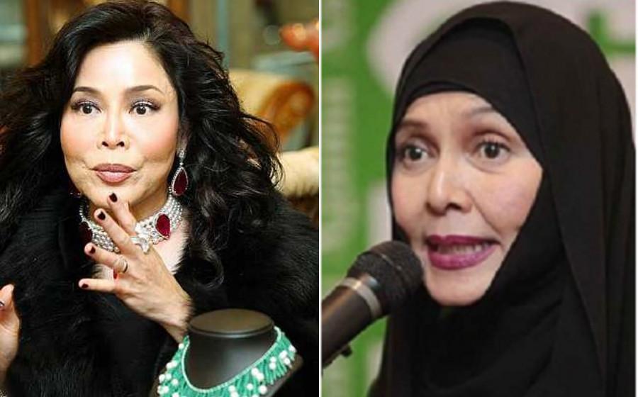 Anita Sarawak, Suami Berada Dalam Keadaan Baik - Noorkumalasari