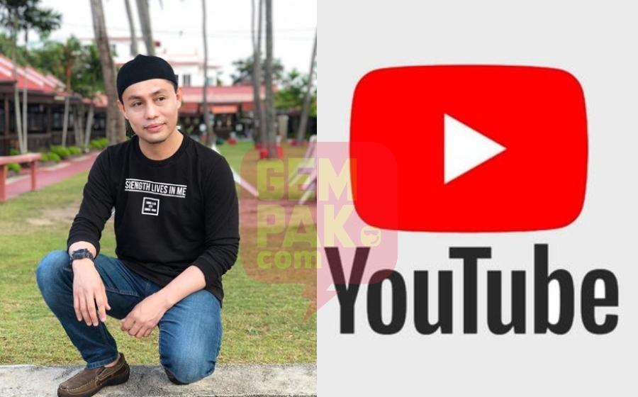 """""""Boleh Dianggap Sebagai Satu Jihad…""""- PU Azman Jelas Isu YouTube Haram"""