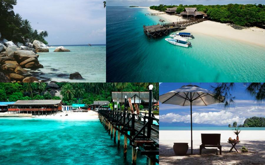 Pantai Tercantik Di Malaysia Yang Tersenarai Dalam 100 Pantai Tercantik Di Dunia Artikel Gempak