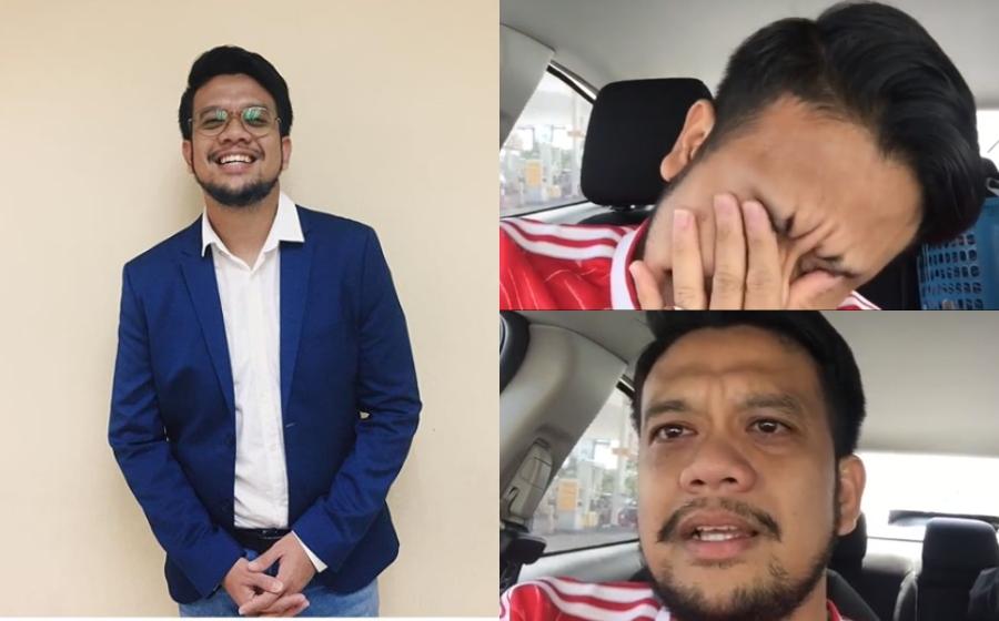 Raqib Majid Cerita Pengalaman Didatangi Seorang Wanita Yang Menangis Tak Henti Di Stesen Minyak.... Eh, Kenapa Tu?