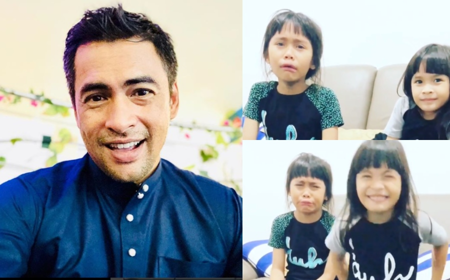 Kongsi Berita Tunai Haji, Anak Dr. Sheikh Muzafar Sebak