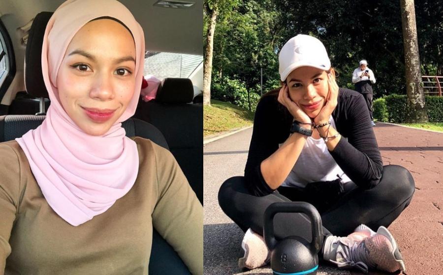 """I'm Lost ! Hilang Dalam Diri Sendiri, Menangis Almost Every Night,""- Siti Aminah Borhan Berhijrah"