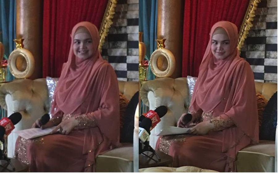 Sah! Siti Nurhaliza Hamil - Spekulasi Kehilangan Penyanyi Nombor Satu Negara Terjawab
