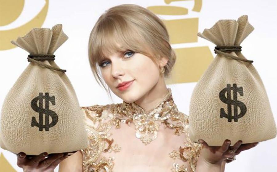 Taylor Swift Selebriti Muda Paling Kaya Di Dunia!