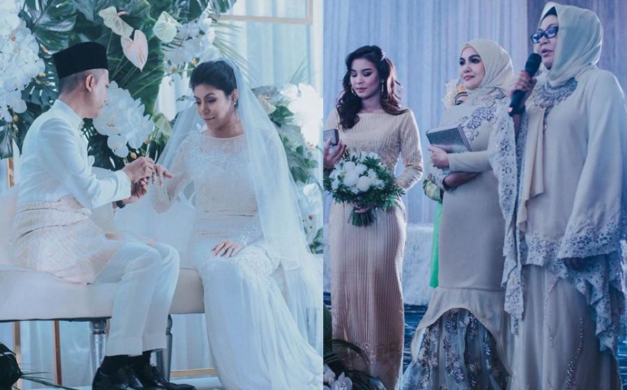 Umie Aida Dedah Permintaan Keluarga Ketika Pertunangan Betty Rahmad Buat Semua Terkedu
