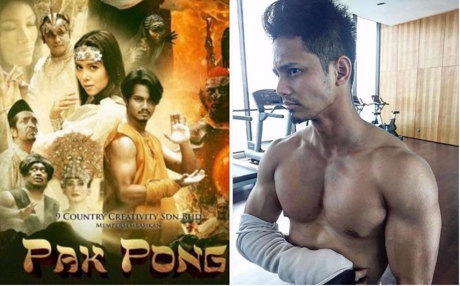 Hairul Azreen Tidak Kecewa Filem Pak Pong Kurang Sambutan