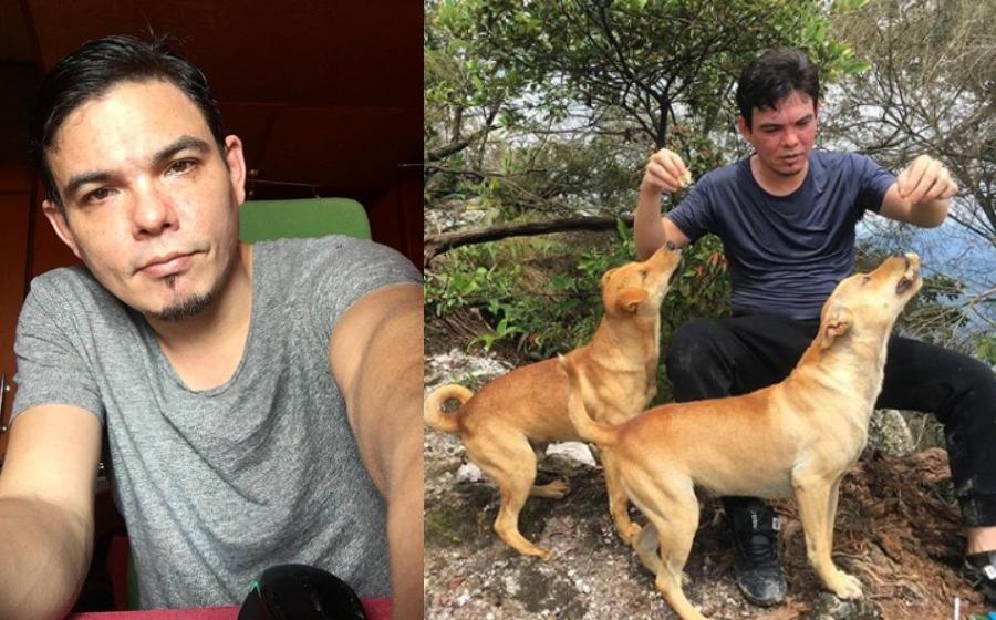 """""""Suami Saya Pun Bagi Anjing Makan Tapi Tak Ada Post Di IG,""""- Yasin Sulaiman Dikecam Netizen"""