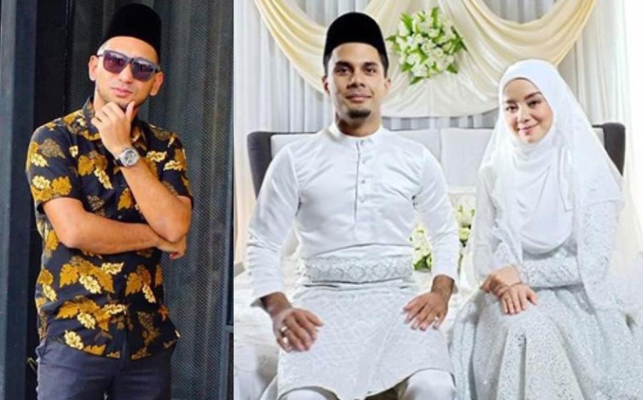 """""""Hang Jangan Kasi Dia Nangis""""- Zizan Razak Minta Fikry Ibrahim Jaga Mira Filzah"""