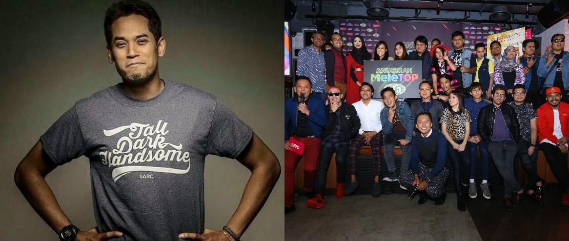Khairy Jamaluddin Antara Top 20 Anugerah MeleTOP ERA 2016