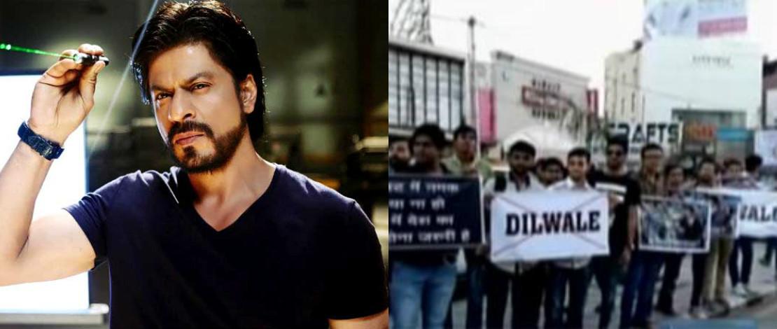 Filem Terbaru Shah Rukh Khan, Dilwale Diboikot Petani India