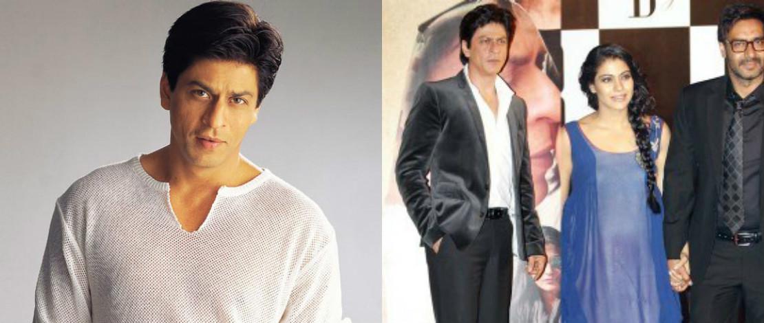 Shah Rukh Khan Mengaku Tidak Rapat Dengan Suami Kajol