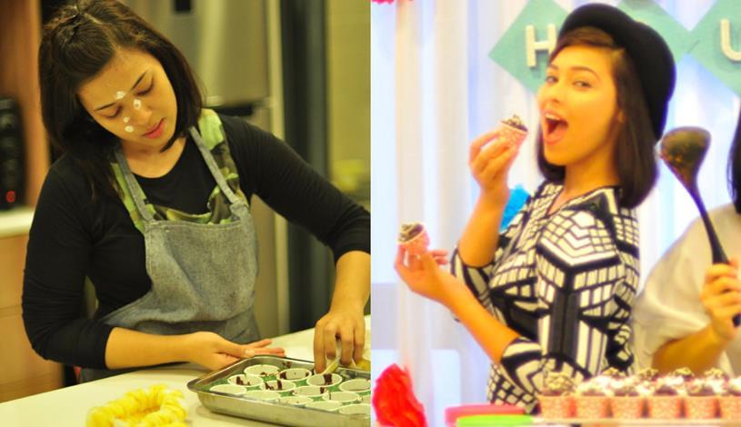 Emma, Yaya Suspen Bila Chacha Maembong Offer Diri Buat Cupcake