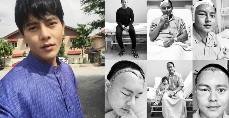 Throwback Gambar Sakit, Nazim Othman Sebak