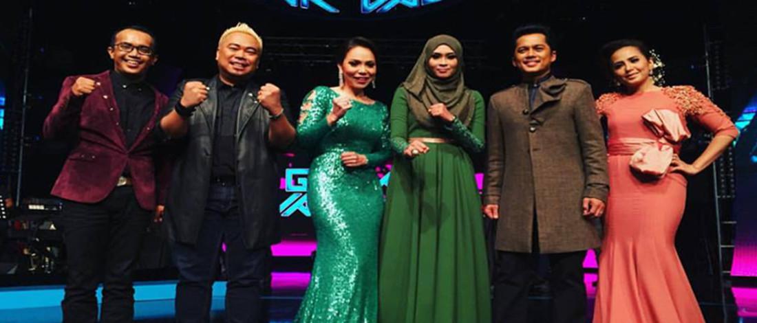 Gegar Vaganza 2 (GV2): Azian Tersingkir, Enam Peserta Ke Konsert Akhir