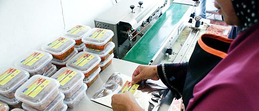 Wasinah Cekal Komersilkan Tuhau Sebagai Sumber Bisnes Makanan