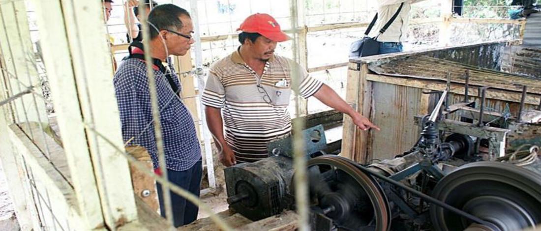 Empangan Mini Hidroelektrik Abdul Hamid Bantu Penduduk Miliki Elektrik
