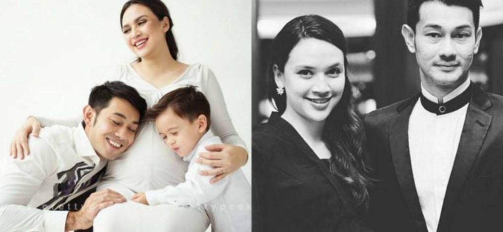 Diana Danielle Lahir Bayi Perempuan Dalam Air