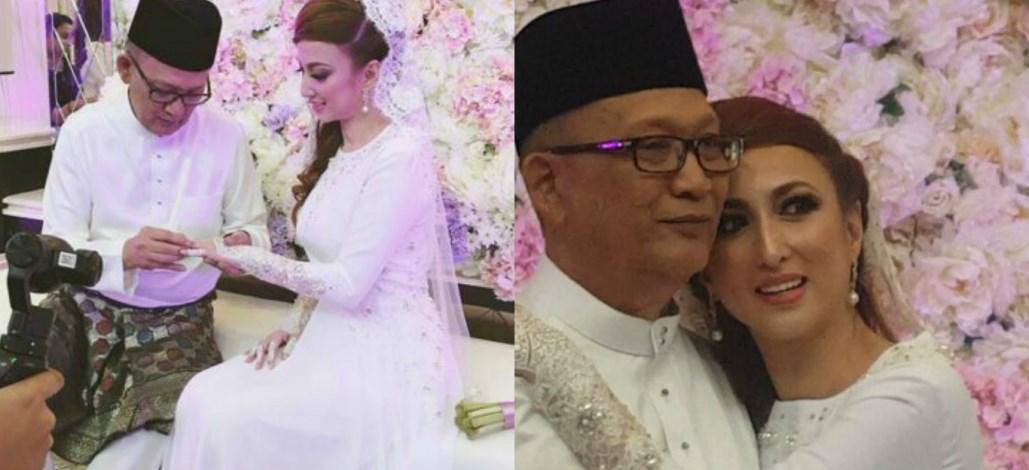 Maria Farida Kahwin Ahli Perniagaan 62 Tahun
