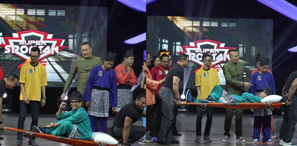 Super Spontan All Stars: Ajak Shiro Tersingkir, Jawapan Zizan Razak Jadi Bahan Lawak