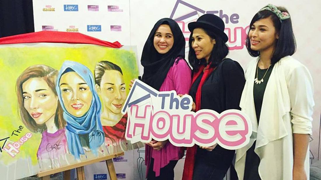 Emma, Chacha & Yaya Maembong Bakal Tinggal Di Banglo RM3 Juta!