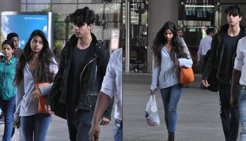 Foto Terkini Anak Lelaki Shah Rukh Khan Jadi Viral Di Laman Internet